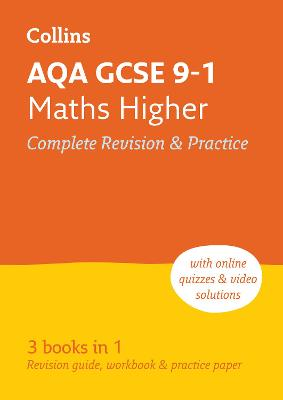 AQA GCSE Maths Higher All-in-One Revision and Practice by Collins GCSE