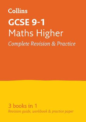 GCSE Maths Higher All-in-One Revision and Practice by Collins GCSE