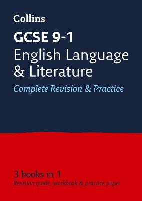 GCSE English Language and English Literature All-in-One Revision and Practice by Collins GCSE