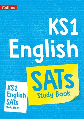 KS1 English SATs Revision Guide 2018 Tests by Collins KS1