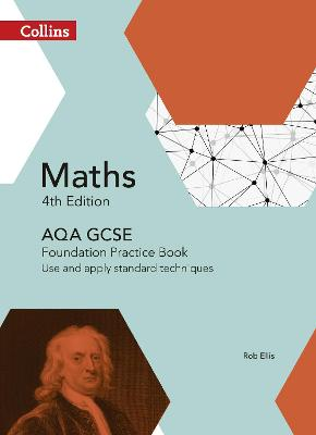 GCSE Maths AQA Foundation Practice Book by Kath Hipkiss