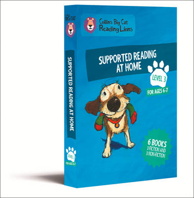 Level 3: Supported Reading at Home by Collins Big Cat