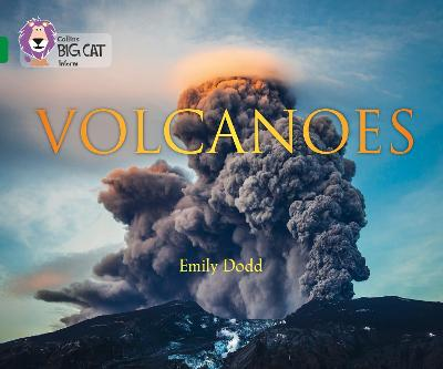 Volcanoes Band 15/Emerald by Emily Dodd