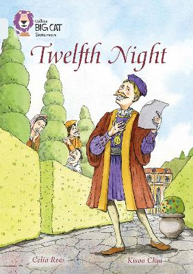 Twelfth Night Band 17/Diamond by Celia Rees