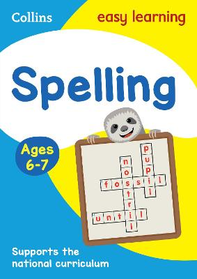 Spelling Ages 6-7: New Edition by Collins Easy Learning