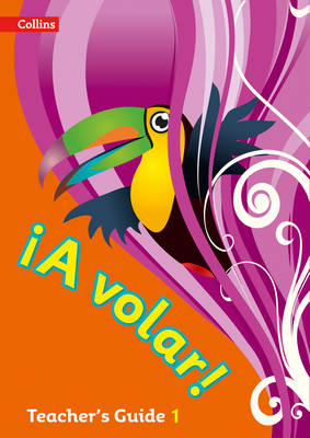 A volar Teacher's Guide Level 1 Primary Spanish for the Caribbean by