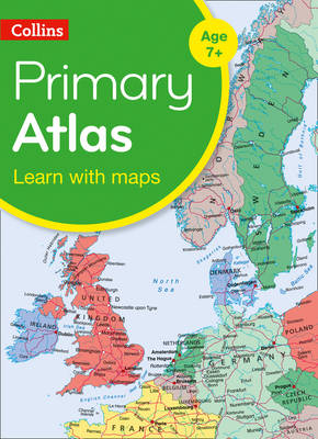 Collins Primary Atlas by Collins Maps