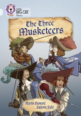 The Three Musketeers Band 17/Diamond by Martin Howard