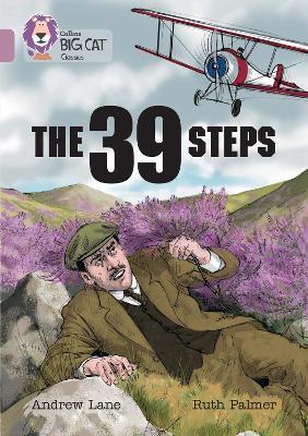 The 39 Steps Band 18/Pearl by Andrew Lane