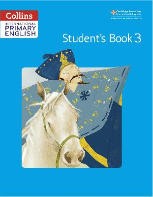 Cambridge Primary English Student's Book 3 by Daphne Paizee