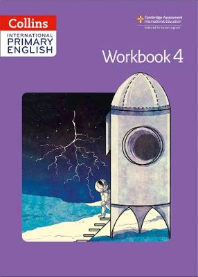 Cambridge Primary English Workbook 4 by Catherine Baker
