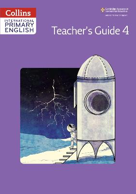 Cambridge Primary English Teacher's Book 4 by Catherine Baker