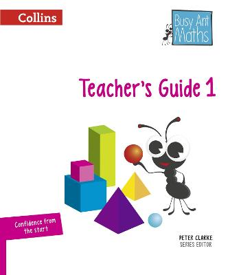 Year 1 Teacher Guide Euro pack by Peter Clarke