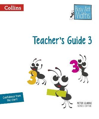 Year 3 Teacher Guide Euro pack by Peter Clarke