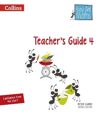 Year 4 Teacher Guide Euro pack by Peter Clarke