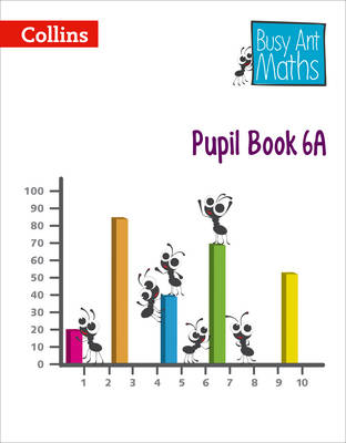 Pupil Book 6A by Peter Clarke