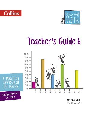 Year 6 Teacher Guide Euro pack by Peter Clarke