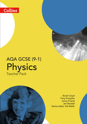 AQA GCSE Physics 9-1 Teacher Pack by Ed Walsh