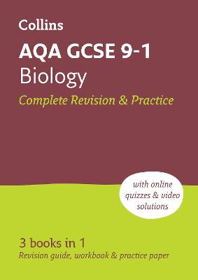 AQA GCSE Biology All-in-One Revision and Practice by Collins GCSE