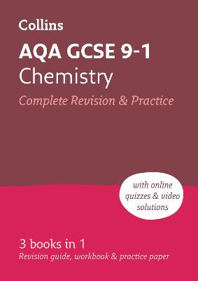 AQA GCSE Chemistry All-in-One Revision and Practice by Collins GCSE