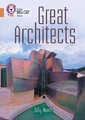 Great Architects Band 12/Copper by Jilly Hunt