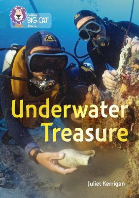 Underwater Treasure Band 13/Topaz by Juliet Kerrigan