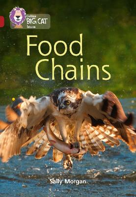 Food Chains Band 14/Ruby by Sally Morgan
