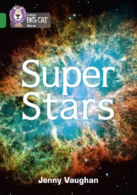 Super Stars Band 15/Emerald by Jenny Vaughan