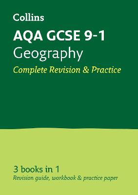 AQA GCSE Geography All-in-One Revision and Practice by Collins GCSE