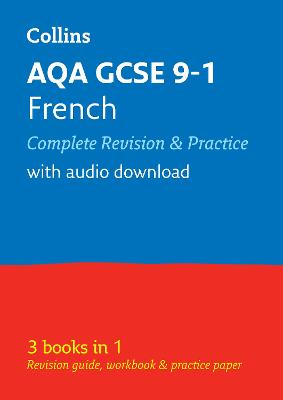 AQA GCSE French All-in-One Revision and Practice by Collins GCSE
