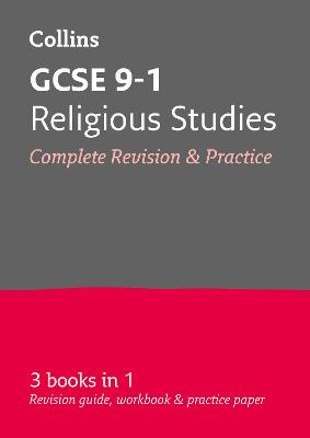GCSE Religious Studies All-in-One Revision and Practice by Collins GCSE