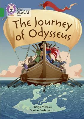 The Journey of Odysseus Band 15/Emerald by Hawys Morgan