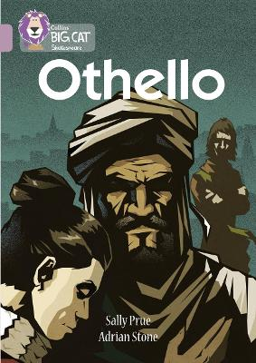 Othello Band 18/Pearl by Sally Prue