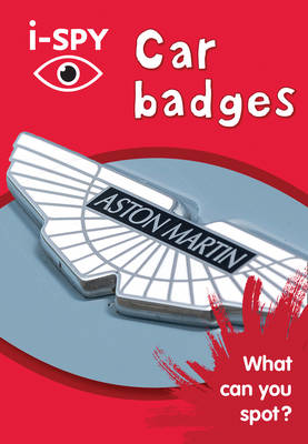 i-SPY Car badges What Can You Spot? by i-SPY