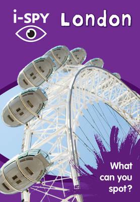 i-SPY London What Can You Spot? by i-SPY