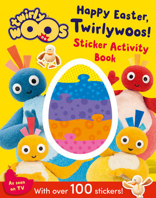 Happy Easter, Twirlywoos! by