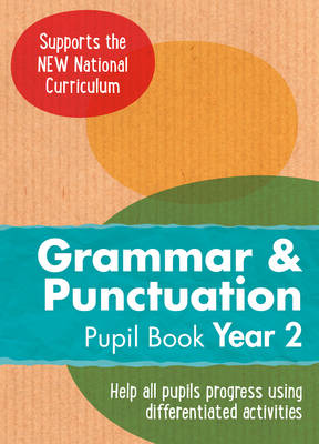 Year 2 Grammar and Punctuation Pupil Book English KS1 by Collins UK