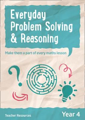 Year 4 Everyday Problem Solving and Reasoning Teacher Resources with Free Online Download by Keen Kite Books