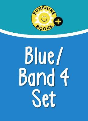Blue Set Levels 9-11/Blue/Band 4 by