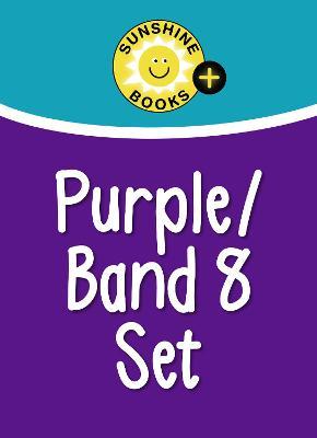 Purple Set Levels 19-20/Purple/Band 8 by