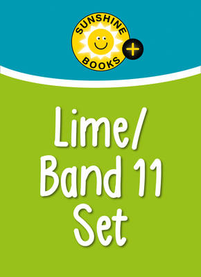 Lime Set Levels 25-26/Lime/Band 11 by