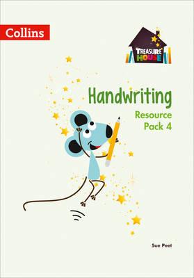 Handwriting Resource Pack 4 by Sue Peet