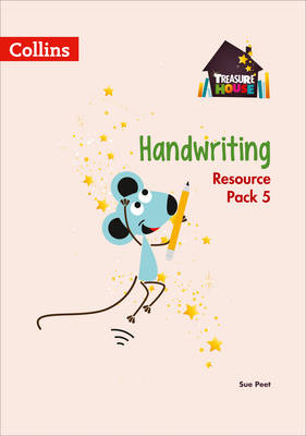 Handwriting Resource Pack 5 by Sue Peet