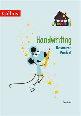 Handwriting Resource Pack 6 by Sue Peet