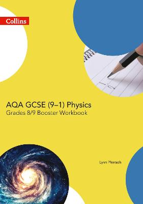 AQA GCSE Physics 9-1 Grade 8/9 Booster Workbook by
