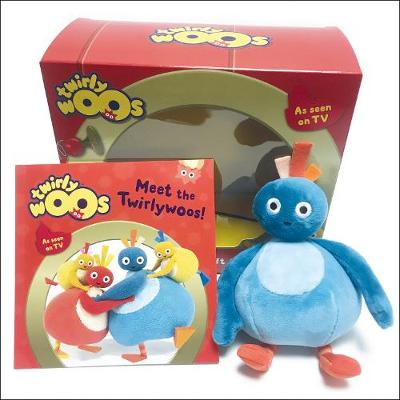 Meet the Twirlywoos Book and Toy Gift Set by
