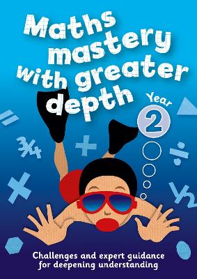 Year 2 Maths Mastery with Greater Depth Teacher Resources with CD-ROM by Collins UK