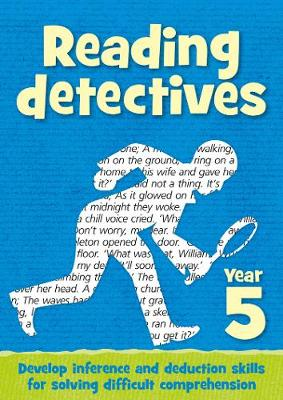 Year 5 Reading Detectives Teacher Resources and CD-ROM by Keen Kite Books