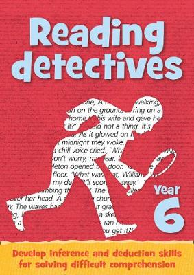 Year 6 Reading Detectives Teacher Resources and CD-ROM by Keen Kite Books