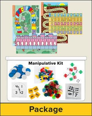 Number Worlds Level D, Manipulatives Plus Pack by Griffin